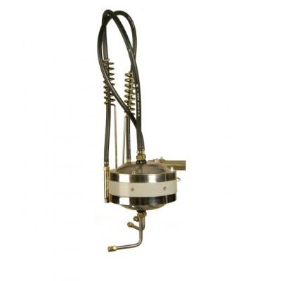 Aspersor eléctrico 3 salidas