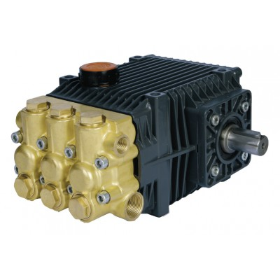 Bomba Bertolini industrial piston alta presión TTL