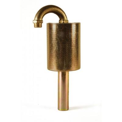 Cargador metálico Ø 30mm