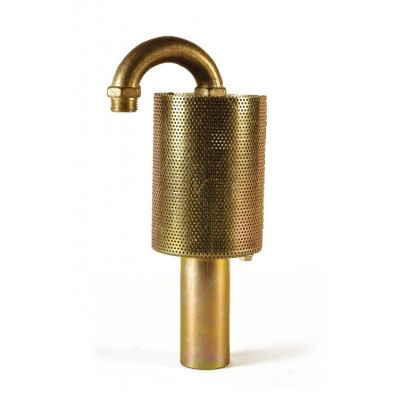 Cargador metálico Ø 40mm
