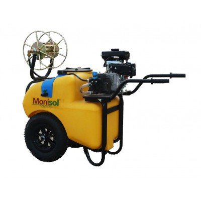 Carretilla pulverizadora gasolina Monisol