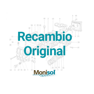 Regulador de presión Bertolini MULTIDUPLO motorizado