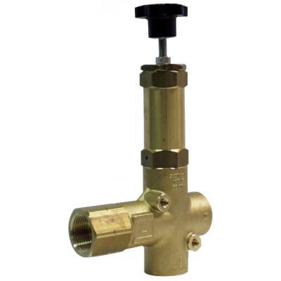 Válvula regulación industrial Bertolini VD-200-150